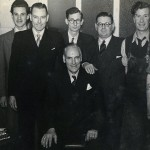 Hayward Bros Staff 1950