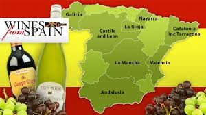 spanish wine picture